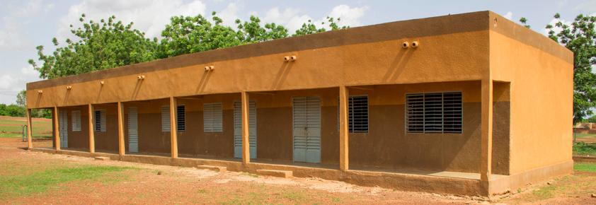 Nasséré - Ecole primaire ©FDLH