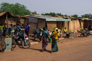 Ouagadougou - Maquis 5* ©FDLH